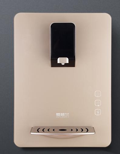 爱普兰(APURELI)5档调温壁挂商用净水器家用直饮机管线机定量出水即热即饮净水器搭档